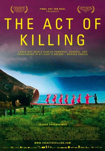 På kino: The Act of Killing